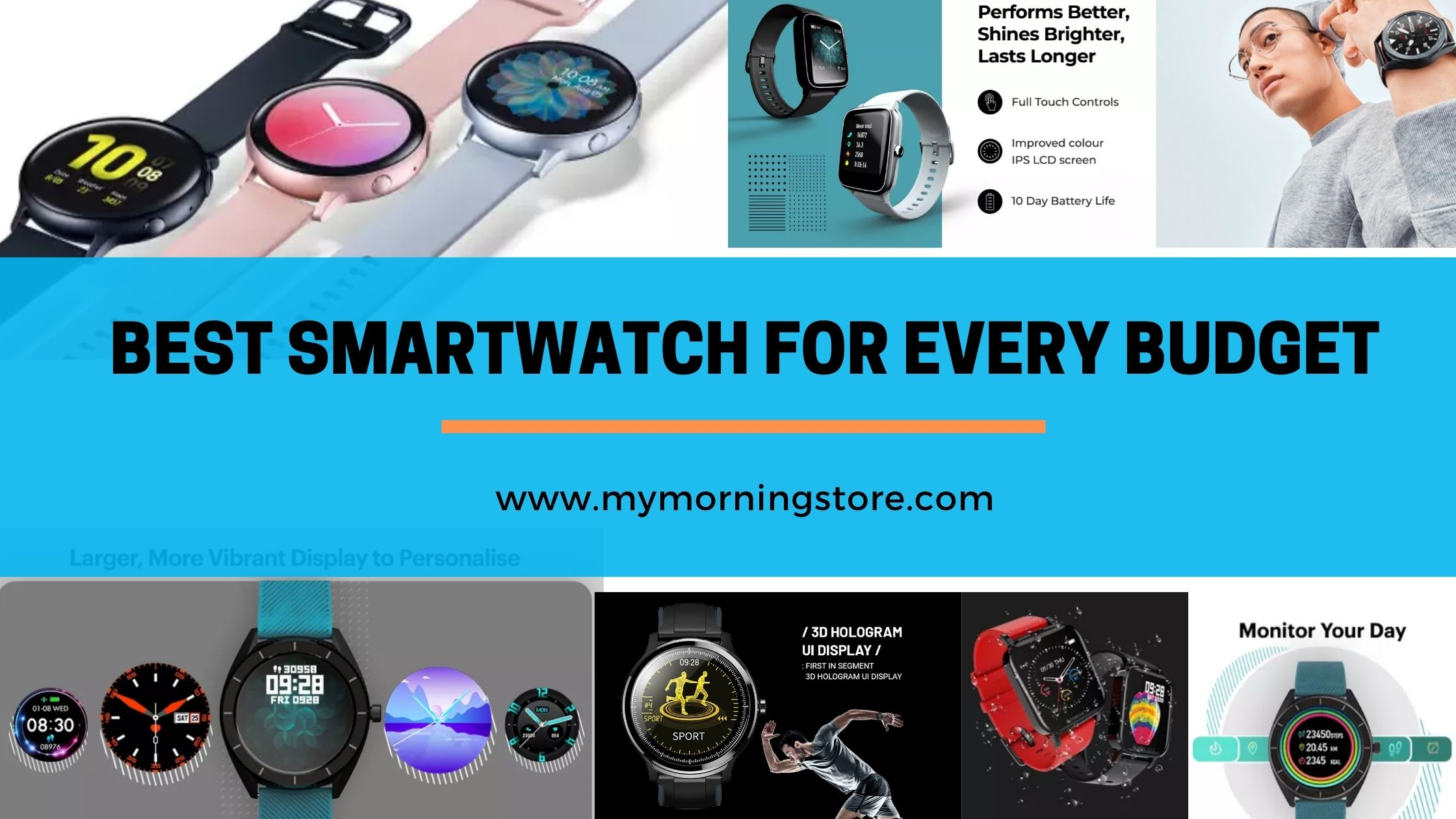 Best Smartwatch For Every Budget
